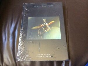 AMON TOBIN TESSA FARMER. ISAM CONTROL OVER NATURE CD AND BOOK NEW/SEALED
