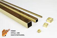 12x2 = Aussendurchmesser x Wandstärke 300mm lang Messingrohr dickwandig