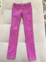 Joe's Pink Skinny Jeans Pants Size 12 Stretchy
