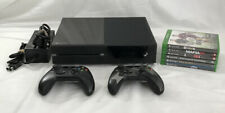 Xbox One 500gb Bundle! Console + Games + 2 Controllers A3