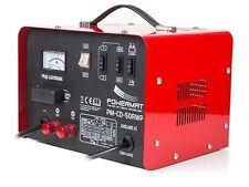 Batterieladegerät 12V/24V Ladegerät Akkuladegerät Auto 200A Anlauffunktion