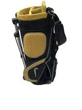 "Nike Golf cart bag ""yellow"" pre-owned"