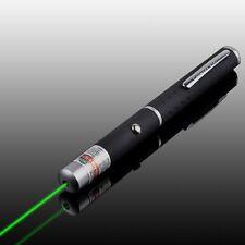 Astronomy Powerful 5mW High Power Green Laser Pointer Presenter Pen Lazer Light