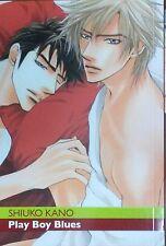 PLAY BOY BLUES n.3 - Shiuko Kano - Ronin Manga