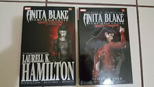 Lot of 2 Anita Blake Vampire Hunter Guilty Pleasures Vol. 1 Variation Covers Set