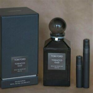 Tom Ford Tobacco Oud 10 ml travel size EDP Eau de Parfum Authentic