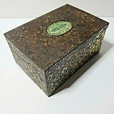 More details for cws soapworks irlam souvenir art nouveau tin 6*4*3