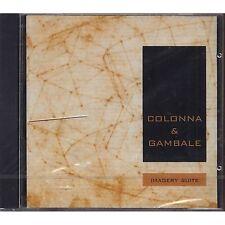 MAURIZIO COLONNA & FRANK GAMBALE - Imagery suite - CD SIGILLATO SEALED