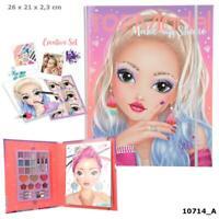 TOPModel Make-up Creative-Mappe Malbuch Kinderschminke Schminke Depesche 10714