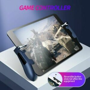 iPad Mobile Gamepad Tablet Gaming Trigger Shooter Controller Joystick for PUBG