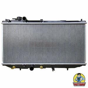 Radiator Daihatsu Applause A101 89-99 1.6L 4cyl Petrol Manual & Auto Trans