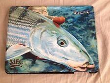 Montana Fly Company Bob White Bone Fish  Case Cover for Apple iPad 4  A1459 NEW