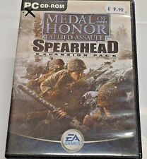 Medal of Honor Allied Assault - Spearhead - Expansion per PC - USATO