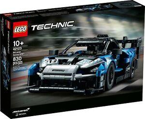 LEGO 42123 Technic McLaren Senna GTR - BRAND NEW SEALED