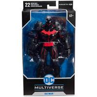DC Multiverse BATMAN HELLBAT SUIT Figure Wave 1 McFarlane Toys Deluxe Armored