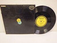 "1955 NELLIE LUTCHER Whee! Nellie! Piano 10""/33 rpm LP Vinyl Record Epic LN-1108"