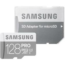 Genuine Samsung Pro 128GB Micro SD SDXC 90MB/s, U3, Jewel Case, UK Seller