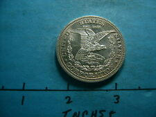 BALD EAGLE WORLD TRADE & COMMERCE 1974 VINTAGE USSC 999 SILVER COIN RARE COOL #2
