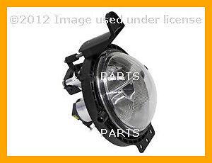 Mini Cooper 2007 2008 2009 2010 2011 2012 Tyc Fog Light 63172751295