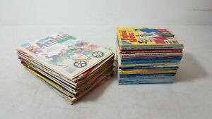 Mixed Lot of 53 Groo, Archie, & Richie Rich Comic Books Comics Lot
