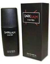 DARK  KALM  Men's Perfume  3.4oz. By Sandora   USA ~ sealed box