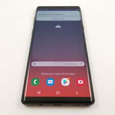 Samsung Note 9 - 128GB - Black (UNLOCKED) Grade A - Light Screen Burn - Warranty