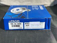 Pagid 62505 Brake Drum
