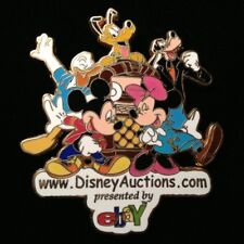 DISNEY PIN - FAB 5 WDAC Art Classic Convention Gift Presented by eBay 2004 LE