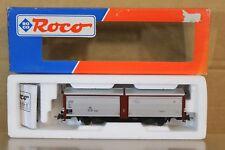 Roco 47422 DB Porte coulissante marchandises Wagon 373761 Très bon État en Boîte