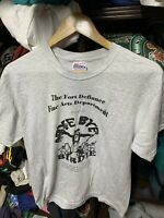 Vintage Bye bye Birdie 90s Broadway Fort Defiance Fine Arts T-shirt Size M