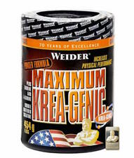 Weider Maximum Krea-Genic Powder, 454g