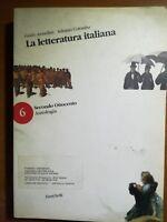 La letteratura italiana - G.Armellini,A.Colombo - Zanichelli - 1999  - M