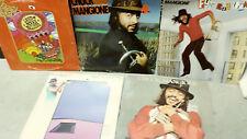 Chuck Mangione: Lot of 5 Vinyl LPs