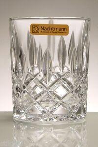 12  Whiskygläser, Nachtmann, Noblesse, 1.Wahl, Whiskybecher, Wasserglas