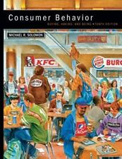 CONSUMER BEHAVIOR - Buying, Having, and Being 10th Edition - Michael R.Solomon