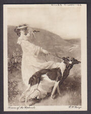 Wills - Celebrated Pictures 1916 - # 25 Diana of the Uplands