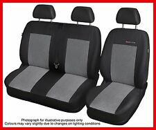 Tailored seat covers for Nissan Primastar LEFT HAND DRIVE 1+2   (P2)