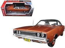 1968 Dodge Charger R/T Hemmings Muscle Magazine 1/18 Diecast model Car Autoworld
