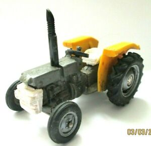BRITAINS TRACTOR WITH NEW PETROL PIPE