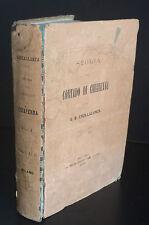 1867 ARALDICA STORIA DEL CONTADO DI CHIAVENNA SONDRIO DI CROLLALANZA