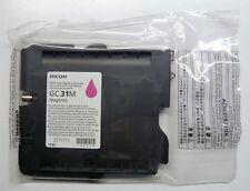Ricoh GC 31 M magenta Aficio GX e2600 e3300n e3350n e5550n e7700n O.V.