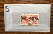 Great Britain Stamp #180 Five Shillings 1919