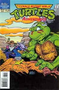 Teenage Mutant Ninja Turtles Adventures (2nd Series) #61 VF/NM; Archie | we comb