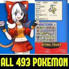 Unlocked AUTHENTIC SoulSilver All 493 Legal Legit Pokemon Nintendo DS 3DS 2DS