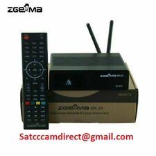 Polska-Telewizja Zgemma H9.2S H9 2S 4K UHD Sat Receiver Twin DVB-S2X Dekoderem