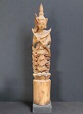 Large Nat Wooden carved BURMA