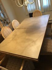 Dining room table in amazing condition, barely used & ready for sale ASAP!