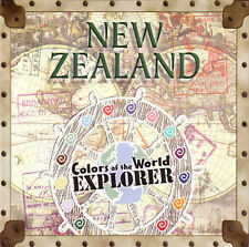 FREE US SHIP. on ANY 3+ CDs! ~Used,Good CD Various Artists: Colors of the World: