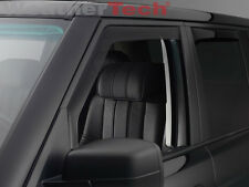 WeatherTech Window Deflectors - Land Rover Range Rover - 2003-2009 - Dark Tint