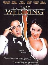 LAST WEDDING Sexy Frida Betrani/Benjamin Ratner NEW DVD